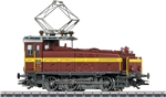 Marklin 36353 HO Class Ee 3/3 Halbschuh Electric Switcher 3-Rail Sound and Digital Swiss Postal System PTT Era IV Oxide