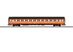 Marklin 42922 HO Eurofima Type Bz 2nd Class Compartment Car 3-Rail Italian State Railroad FS Era IV 1979