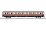 Marklin 43862 HO Type Avumz 111 1st Class Compartment 3-Rail German Federal Railroad DB 1 Era IV 1973 ivory 441-43862