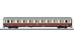 Marklin 43863 HO Type Avumz 111 1st Class Compartment 3-Rail German Federal Railroad DB 2 Era IV 1973 ivory 441-43863