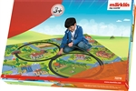 MRK72210 Marklin, Inc HO My Wrld Railroad Play Mat 441-72210