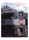 Morning Sun 1201 New York Central in Color Volume 1, Hardcover, 128 Pages
