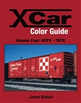 Morning Sun 1588 X Car Color Guide Volume 4 OCPX-TKCX
