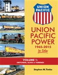 Morning Sun 1601 Union Pacific Power 1965-2015 In Color Volume 1 Switchers Slugs & Turbines