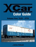 Morning Sun 1603 X Car Color Guide Volume 5 TLCX-ZTTX