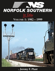 Morning Sun 1611 Norfolk Southern In Color Volume 1 1982-1999