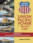 Morning Sun 1621 Union Pacific Power 1965 2015 In Color Volume 2 First-Generation Freight and Passenger Units