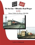 Morning Sun 1623 The Soo Line Milwaukee Road Merger In Color Volume 1