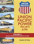 Morning Sun 1631 Union Pacific Power 1965 2015 In Color Volume 3 Second Generation and Newer B-B Power