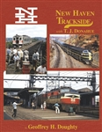 Morning Sun 1644 New Haven Trackside w/ TJ Donahue Hardcover 128 Pages