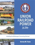 MSB1651 Morning Sun Books Inc Union RR Power In Color 484-1651