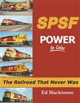 Morning Sun 1661 SPSF Power in Color The Railroad that Never Was