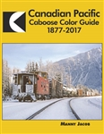 Morning Sun 1663 Canadian Pacific Caboose Color Guide 1877-2017