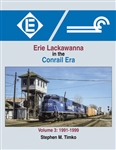 Morning Sun 1691 Erie Lackawanna in Conrail Era Vol 3 1991-1999