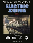 Morning Sun 1702 New York Central Electric Zone in Color Hardcover 128 Pages