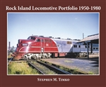 Morning Sun 4910 Rock Island Locomotive Pictorial 1950-1980 Softcover