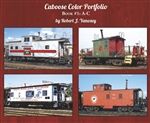 Morning Sun 6379 Caboose Color Portfolio Book 1 A-C Soft Cover