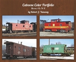 Morning Sun 6395 Caboose Color Portfolio Book 3 N-Y Soft Cover