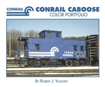 Morning Sun 7081 Conrail CR Caboose Color Portfolio