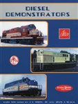 Morning Sun P0001 Diesel Demonstrators Hardcover 256 Pages