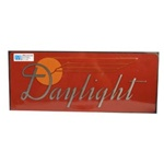 Microscale 10501 Embossed Die-Cut Metal Sign Southern Pacific Daylight