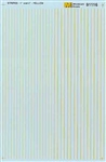 "Microscale 1116 Parallel Stripes 1/16"" Wide"
