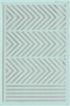 "Microscale 1164 Parallel Stripes White 1/64"" Wide"