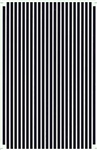 "Microscale 218 Parallel Stripes 1/8"" Wide 460-218"
