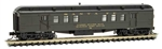 Micro Trains 140 00 041 Pullman Heavyweight 60' Railroad Post Office Santa Fe 78