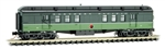Micro Trains 140 00 320 Pullman Heavyweight 60' Railroad Post Office Northern Pacific 90