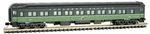 Micro Trains 14300320 N Pullman Heavyweight 28-1 Parlor Northern Pacific 633 Loewy 2-Tone Green 489-14300320
