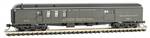 Micro Trains 148-00-390 N 70' Heavyweight Baggage-Mail Denver & Rio Grande Western 620