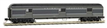 Micro Trains 14900190 N ACF 70' Heavyweight Horse and Express Baggage Car Union Pacific 1760 2-Tone 489-14900190
