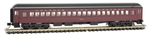 Micro Trains 160 00 180 N 78' Heavyweight Coach N&W #1671