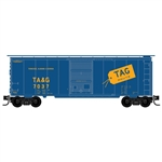 Micro-Trains 020 00 227 N 40' Single-Door Boxcar Tennessee Alabama & Georgia 7037