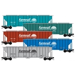 Micro-Trains 993 02 140 N Farmrail 5-Pack Hopper