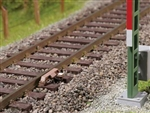 Noch 13520 O European-Style Automatic Train Stop Induction Magnet 3D Minis