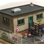 N Scale Architect 10046 N Modular Office Laser-Cut Kit