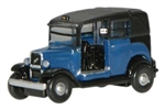 ODUNAT002 Oxford Diecast USA N Austin Low Loader Taxi Bu 553-NAT002
