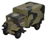 Oxford NCMP001 N Bedford CMP Truck Assembled Canadian Infantry WWII camouflage 553-NCMP001