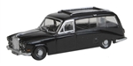 ODUNDS002 Oxford Diecast USA N Daimler DS420 Hearse blk 553-NDS002