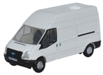 ODUNFT006 Oxford Diecast USA N FORD Transit Network Rail 553-NFT006