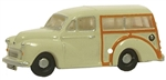 ODUNMMT001 Oxford Diecast USA N Morris Minor Trvllr white 553-NMMT001