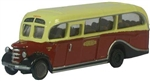 ODUNOB001 Oxford Diecast USA N Bedford OB Coach-British 553-NOB001