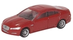ODUNXF001 Oxford Diecast USA N Jaguar Sedan Crnln Red 553-NXF001
