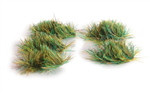 "Peco PSG50 3/16"" 4mm Self Adhesive Grass Tufts Assorted pkg 100 552-PSG50"