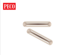 Peco SL-210 Z Code 60 Rail Joiners Nickel