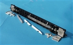 A Line 13202 HO 85' Flatcar w/End Weights Kit Undecorated 116-13202