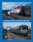 Railroad Press 58 70's Style Passenger Trains Around New York City Softcover 64 Pages