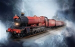Rivarossi R1234M HO Harry Potter Hogwarts Express Train Set Standard DC Castle Class 4-6-0 635-R1234M